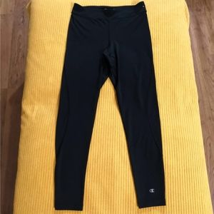 Champion Double Dry high rise black leggings